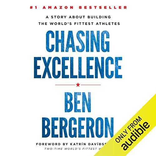 Chasing Excellence: A Story About Building the World´s Fittest Athletes