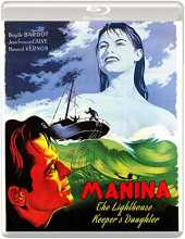 Manina, The Lighthouse Keepers Daughter / 56 Rue Pigalle [Edizione: Regno Unito] [Blu-Ray] [Import]