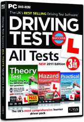 Driving Test Success All Tests 2011 Edition (PC) [import anglais]