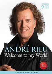 A. RIEU - WELCOME TO MY WORLD
