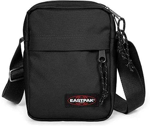 Eastpak The One Sac Bandoulière Mixte Adulte, Noir (Black) - 21 x 16 x 5,5 cm