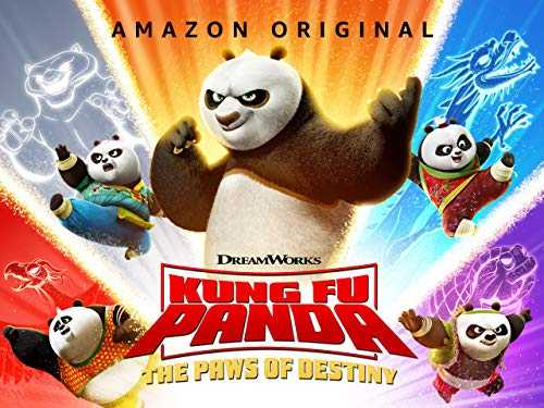 Kung Fu Panda: The Paws of Destiny - Season 102