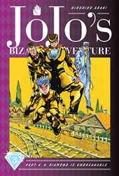 JoJo´s Bizarre Adventure: Part 4 -- Diamond is Unbreakable, Vol. 3