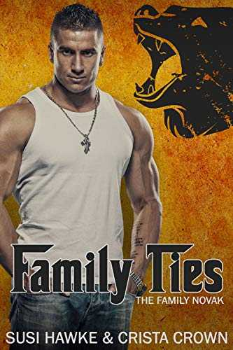 Family Ties (The Family Novak Book 1) (English Edition)