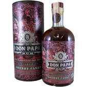 Don Papa Rum Sherry Casks   GB 45,00% 0.7 l.