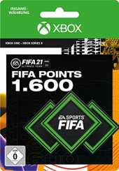 FIFA 21 Ultimate Team 1600 FIFA Points | Xbox - Download Code
