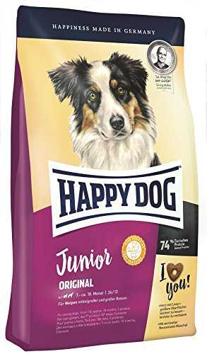 Happy Dog Supreme Junior Original Croquette pour Chien 10 kg