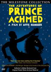The Adventures of Prince Achmed [Import USA Zone 1]