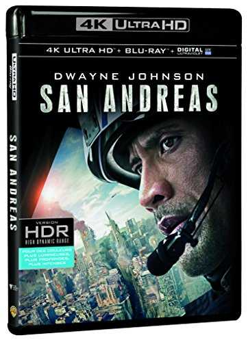 San Andreas [4K Ultra HD + Blu-Ray + Digital Ultraviolet]