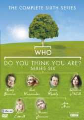 Who Do You Think You Are - Series 6 [UK Import]