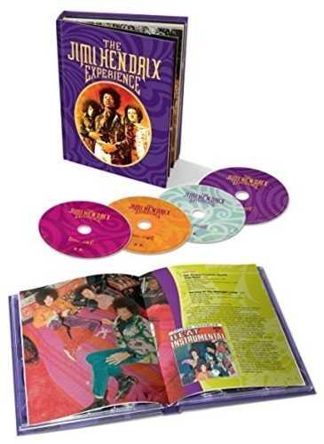 The Jimi Hendrix Experience. Bookset