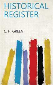 Historical Register (English Edition)