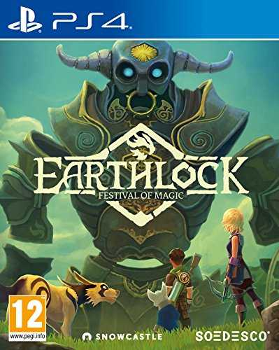 Earthlock - PlayStation 4