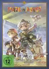 Made in Abyss - Film-Trilogie (Limited Collector´s Edition, 2 Discs)
