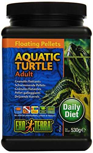 Exoterra Aliment Stick Tortue Aquatique Adulte 530 g