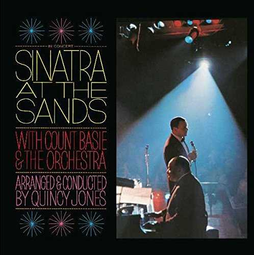 Sinatra At The Sands [Vinilo]