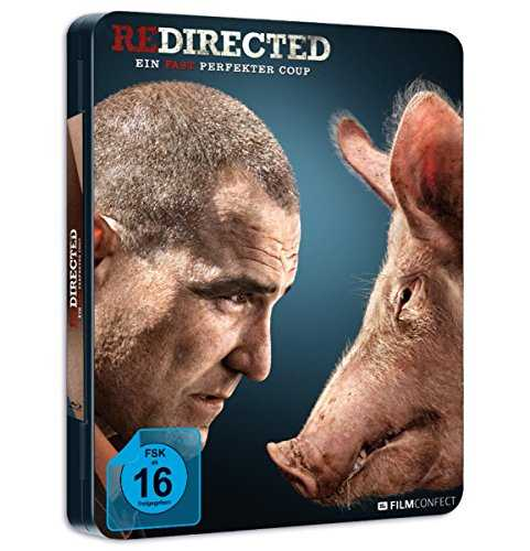 Redirected - Ein fast perfekter Coup (Steel Edition) [Blu-ray] [Alemania]
