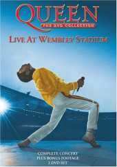 Queen - Live at Wembley Stadium [Import USA Zone 1]