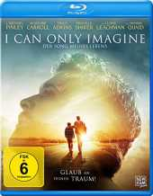 I Can Only Imagine/Blu-Ray [Import]