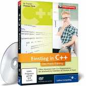 Einstieg in C++ - Das Praxis-Training [import allemand]