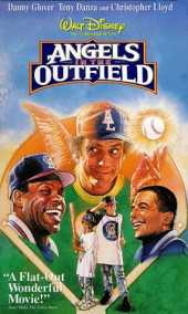 Angels in the Outfield [VHS] [Import USA]
