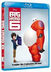 Big Hero 6 (Blu-Ray) [Standard] [Import]