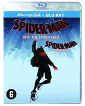 Man : Into The Spider Verse-Edition 3D [Blu-Ray]