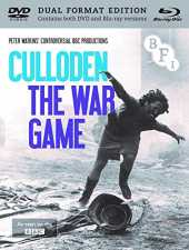 Culloden   The War Game (Dual Format Edition) [DVD] [UK Import]
