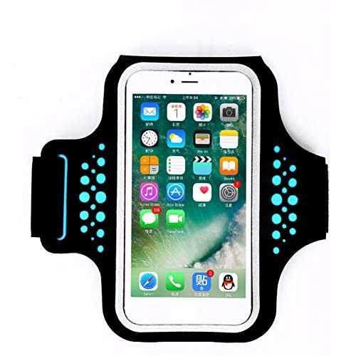 SimpleMfD Mobile Phone Arm Phone Bag Exercise Arm Band 5.5 &Quot; Wrist Bag Outdoor Running Accessory