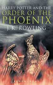 Harry Potter and the Order of the Phoenix: Adult Edition: 5/7