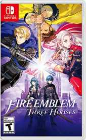 Nintendo Fire Emblem Three Houses (Import Version: North America) - Switch