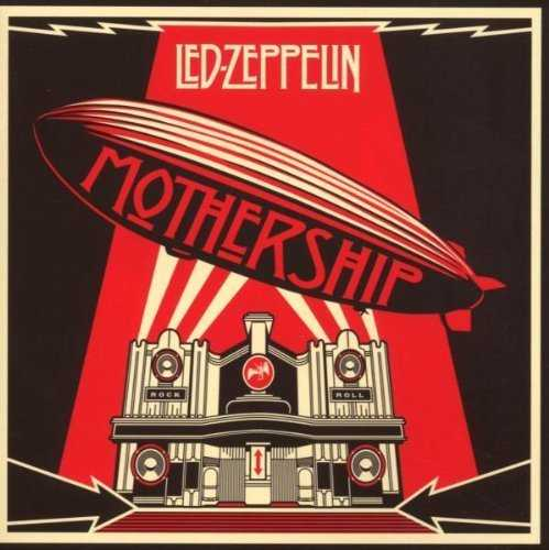 Mothership by Led Zeppelin Original recording remastered edition (2007) Audio CD