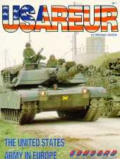 USAREUR: United States Army in Europe (Firepower Pictorials Special S.)