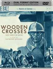 Wooden Crosses [Les Croix de Bois] (1932) [Masters of Cinema] Dual Format (Blu-ray & DVD) [Reino Unido] [Blu-ray]