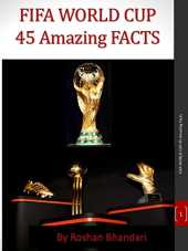 FIFA World Cup 45 Amazing Facts (English Edition)