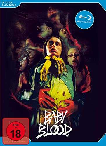 Baby Blood (uncut) (Special Edition) (inkl. Bonus-DVD) [Blu-ray]