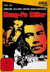 Kung-Fu Killer - Asia Line Vol. 38 [Limited Edition]