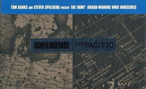 Band of Brothers & Pacific [Blu-ray] [Import anglais]