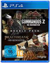 Commandos 2 & Praetorians: HD Remaster Double Pack (Playstation 4)