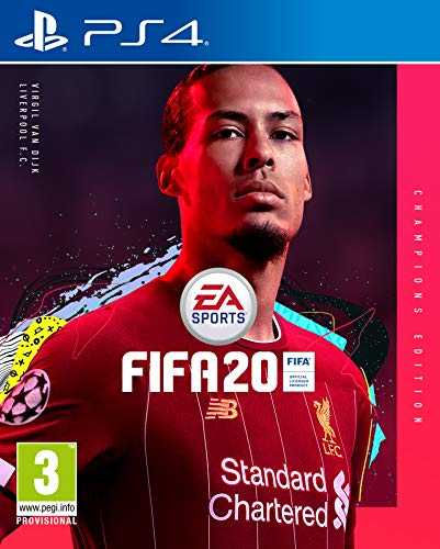 FIFA 20 - Champions - PlayStation 4