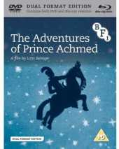 Adventures of Prince Achmed [Blu-Ray]