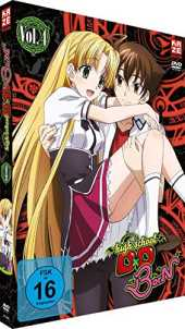 Highschool DxD: BorN - Staffel 3 - Vol.4 - [DVD]