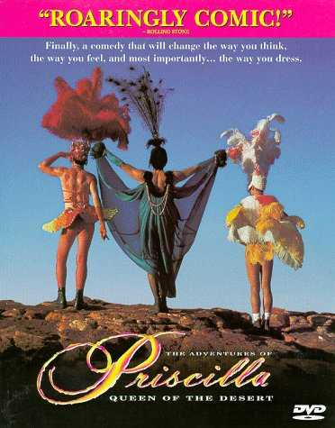 The Adventures of Priscilla Queen of the Desert [Import USA Zone 1]