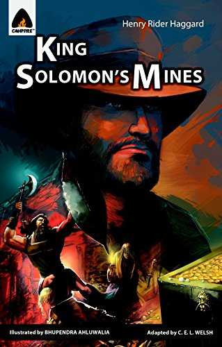 King Solomon´s Mines: The Graphic Novel