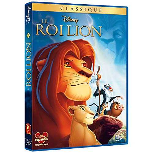 Le Roi Lion - Edition simple