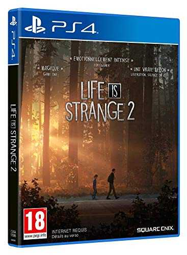 Life is Strange 2 pour PS4