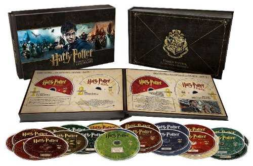 Pack Harry Potter: Colección Hogwarts [Blu-ray]   DVD