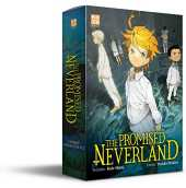 The Promised Neverland coffret T12   roman