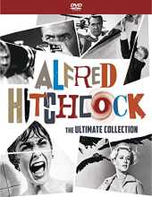 Alfred Hitchcock: The Ultimate Collection (17 Dvd) [Edizione: Stati Uniti] [Italia]