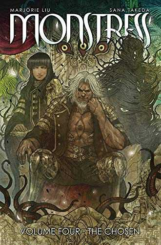 Monstress Volume 4